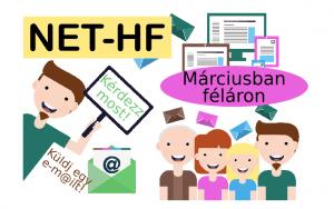 NET-HF márciusi akció