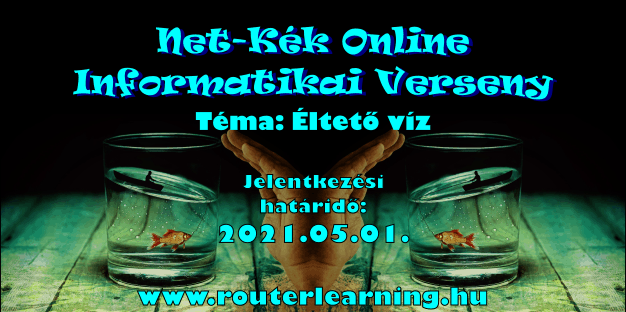Online verseny