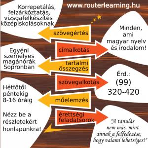 Magyar korrepetálás középiskolásoknak