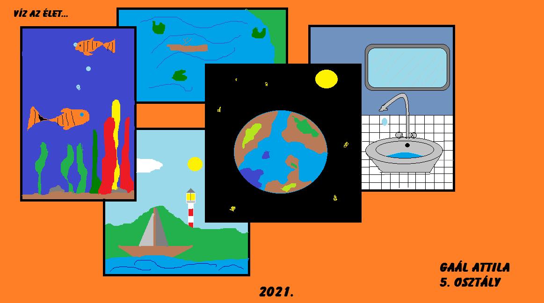 Net-Kék