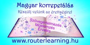 Magyar érettségi korrepetálás